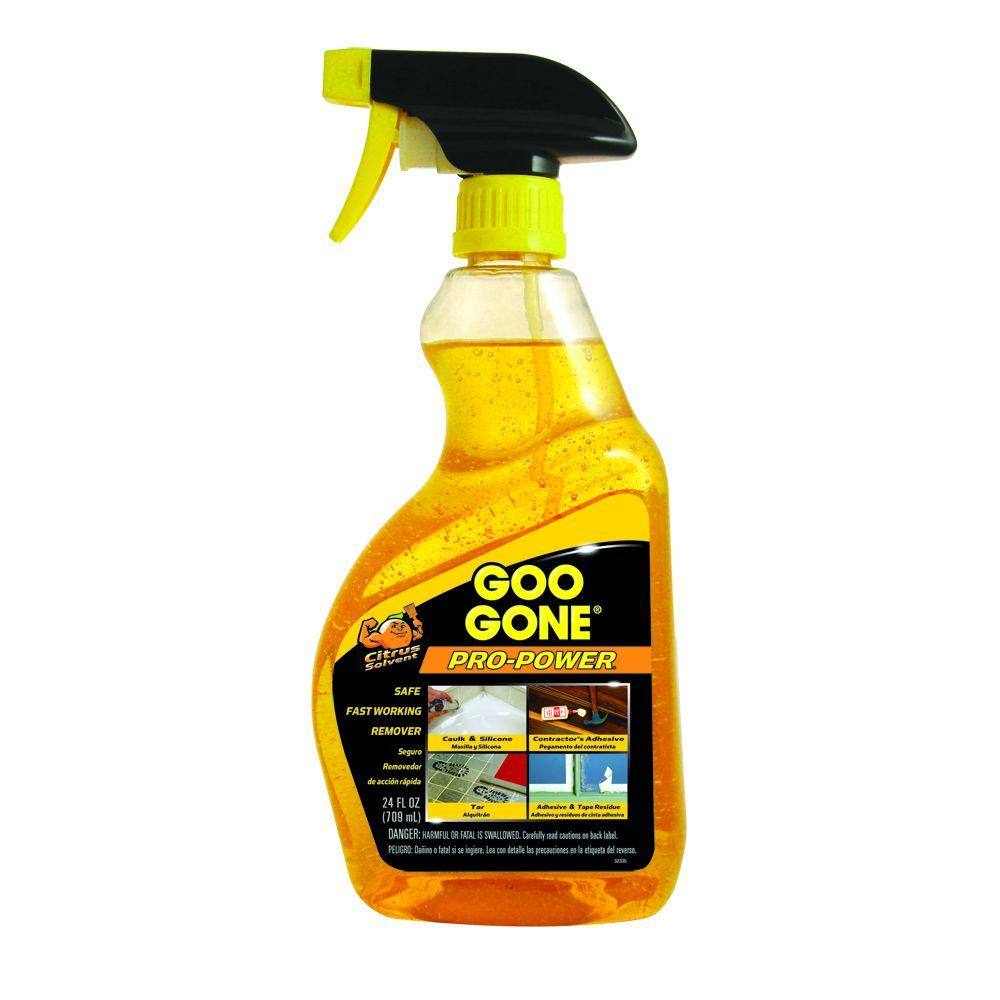 GOO GONE GEL, 24 OZ TRIGGER SPRAYER