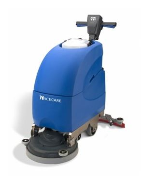 "17"" NACECARE AUTOMATIC SCRUBBER, TWINTEC ELECTRIC"