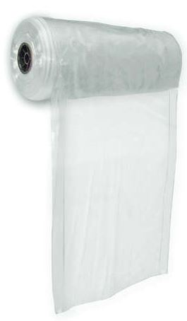 11X19 1.0 MIL CLEAR PRODUCE BAGS, 4RLS/CS