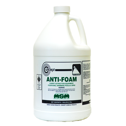 ANTI FOAM, 6GL/CS (CONCENTRATED FORMULA)