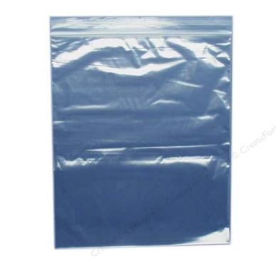 10X12 2.0 MIL CLEAR MINI GRIP ZIPLOCK BAGS 1000/1