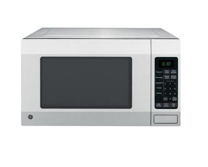 DISCONTINUED..,.MICROWAVE, STAINLESS STEEL