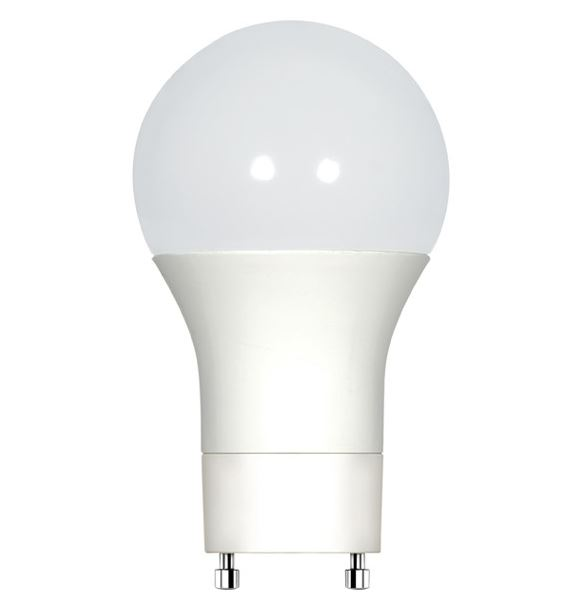 A-19 9.8W 2700K DIMMABLE OMNI DIRECTIONAL LED W/GU24 BASE