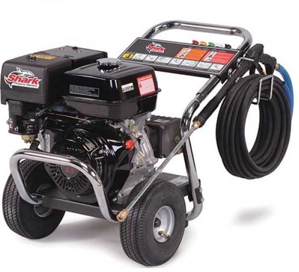 SHARK DG SERIES 4000 PSI  PRESSURE WASHER, 3.5 GPM