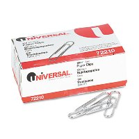 PAPER CLIPS, STANDARD NO. 1 -