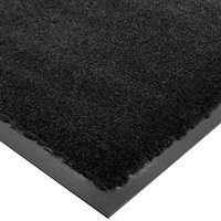 "54"" X 40FT PREMIUM OLEFIN MAT, BLACK - BEVEL ALL SIDES"