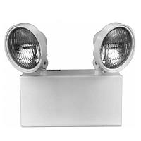 C SERIES STEEL EMERGENCY LIGHT FIXTURE W/TWO PAR-36 SEALED