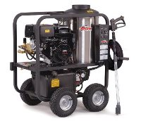 SHARK SGP SERIES 3500 PSI HOT WATER PRESSURE WASHER, GAS