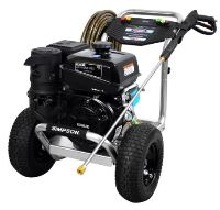 PRESSURE WASHER, ALUMINUM SERIES 4000 PSI GAS POWERED