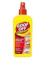GOOF OFF HEAVY DUTY REMOVER, PUMP SPRAY, 8 OZ.