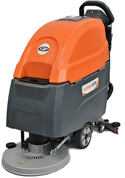SSS ULTRON 20TD AUTO SCRUBBER, TRANSAXLE DRIVE