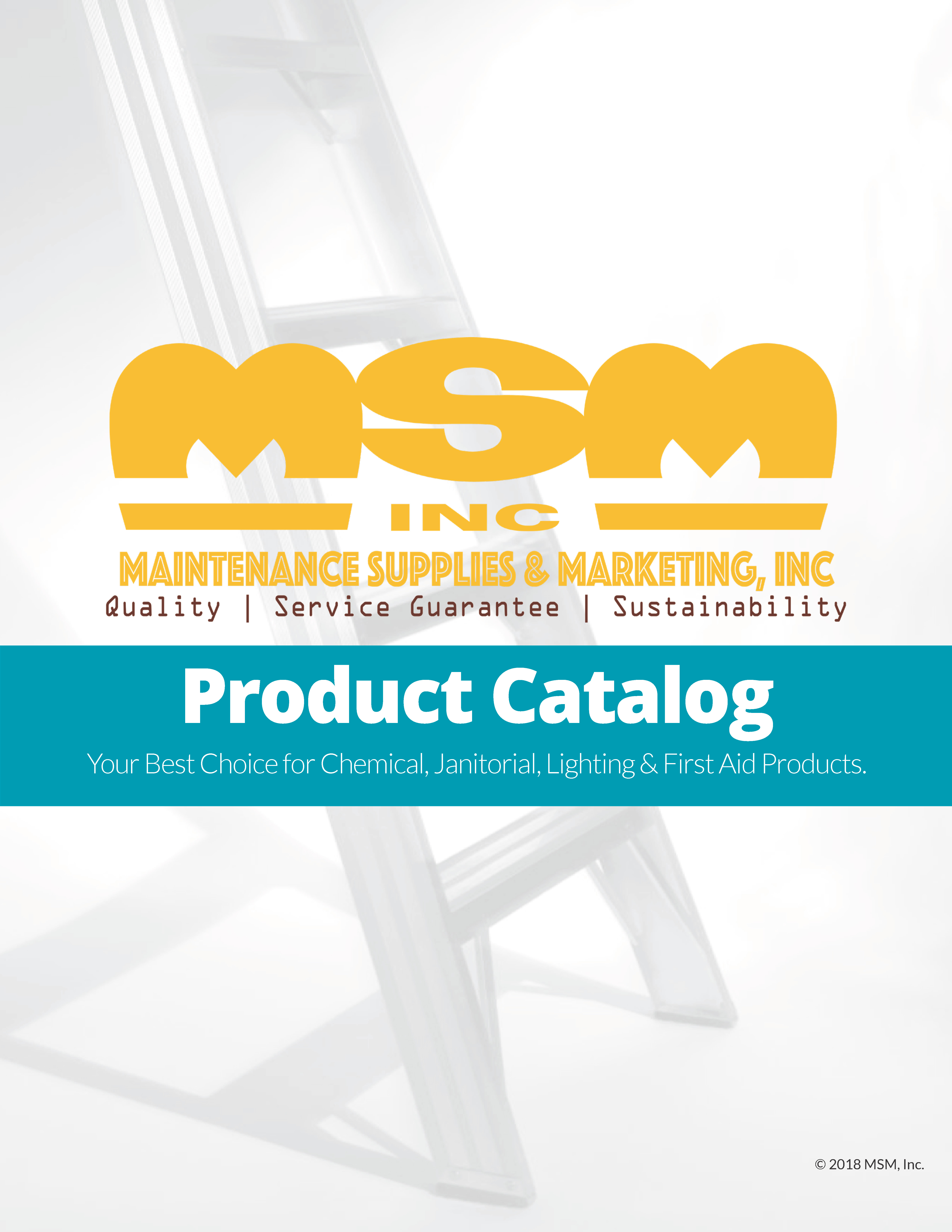 MSM PRODUCT CATALOG